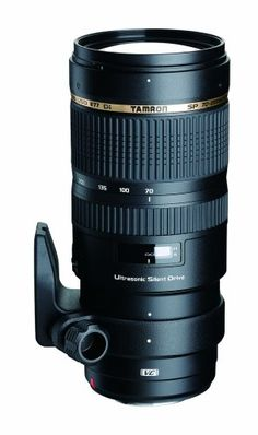 Tamron SP 70-200MM F/2.8 DI VC USD Telephoto Zoom Lens for Canon EF Cameras - http://allgoodies.net/tamron-sp-70-200mm-f2-8-di-vc-usd-telephoto-zoom-lens-for-canon-ef-cameras/