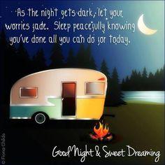 Good night & sweet dreaming