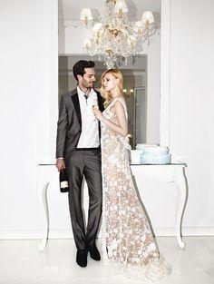MF Wedding Editorial: Μεγάλες Προσδοκίες