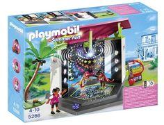 Jeu de construction PLAYMOBIL (2013) 5266 - Club enfants avec piste de danse