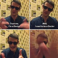 You are still the Doctor