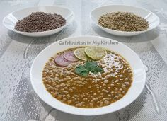 During the Lenten season, Catholics observe days of fasting and abstinence. At this time, lentils play an important part in their diet. Rich source of proteins, nutritious and filling, they are a great substitute for meat. The whole masoor is soaked in Indian Vegetarian Dishes, Lenten Season, Protein Sources, Lentils, Celebration, Diet, Kitchen, Catholic Lent, Cooking