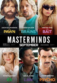 Masterminds Reviews