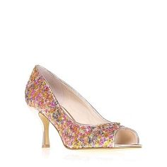 3e3c2609192 22 Best Pink On Me-Church images in 2013 | Pink shoes, Pink wedges ...