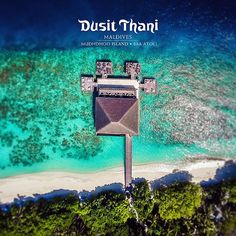 Benjarong, our signature Thai restaurant, takes diners to the Land of Smiles with authentic delicacies and touches of Thai elements tastefully infused into the Maldivian setting. #Maldives #Thai #Restaurant #design #DusitThaniMV #blue #DJI #GoPro #Hero #travel #destination #Luxury #vacation #taste #romantic #royal Photo by: @abllo
