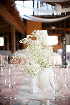 Rustic Wedding Decorations Note - Simply rustic pointer to organize a dreamy cheap rustic wedding decorations shabby chic Wonderful Rustic Wedding decoration suggestions imagined on this fun moment 20181124 , 2982894340 Floral Wedding, Rustic Wedding, Our Wedding, Wedding Flowers, Wedding Reception, Wedding Stuff, Centerpiece Decorations, Wedding Decorations, Wedding Centerpieces