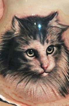 Tattoo Artist - Camilo Tuero | www.worldtattoogallery.com/animal-tattoo