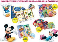 Disney English Ürünleri