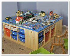 Lego Storage Table Australia