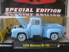 Greenlight M2 Machines Auto World Hot Wheels more Whats New In Diecast : M2 Machines 1956 56 Ford Lincoln Mercury Merc Pick...