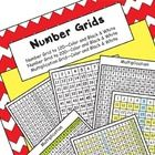 Great for common core! The bundle includes number grid to 120 (the common core standard is 120) in both color and black & white, number grid to...