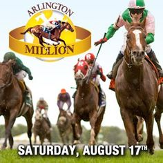 Mary Ann Bernal: The Wizard of Notts Recommends: Arilington Million Saturday, August 17, 2013