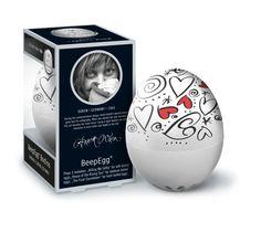 Minutnik do gotowania jajek - BeepEgg Bodino by Wrum - DECO Salon || #valentinesday #gift #giftidea