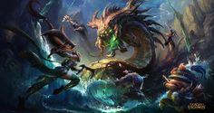 Novo trailer cinematográfico de League of Legends • Games On News