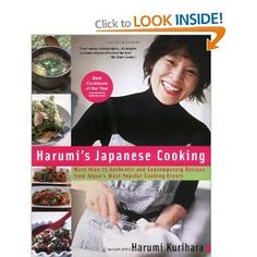Harumi's Japanese Cooking: More than 75 Authentic and Contemporary Recipes from Japan's Most PopularCooking Expert: Amazon.ca: Harumi Kurihara: Books