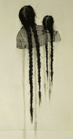 Pencil Drawing by Aline Eras, 2012 http://tinyurl.com/nw52nj2