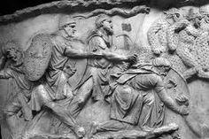 Imagini pentru getii şi sumerienii Warriors, Statue, Art, Art Background, Kunst, Performing Arts, Military History, Sculptures, Sculpture