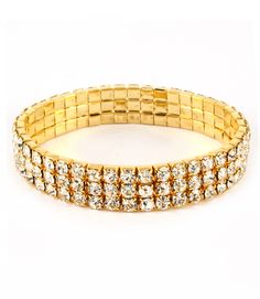 awesome Sigrid Glitzy Bracelet(Clear)