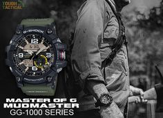 G-Shock Japan announced the GG-1000 series for an April 2016 release with the model numbers GG-1000-1AJF, GG-1000-1A3JF, and GG-1000-1A5JF.
