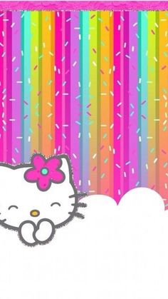 Hello kitty Hello Kitty Backgrounds, Hello Kitty Wallpaper, Mobile Wallpaper, Wallpaper Backgrounds, Phone Backgrounds, Mickey Mouse Wallpaper, Keroppi Wallpaper, Kitty Images, Hello Kitty Collection