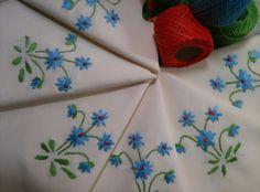 cute napkins by lovelyhandmade711