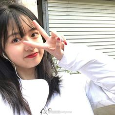 Ulzzang Korean Girl, Cute Korean Girl, Makeup Korean Style, Girl Korea, China Girl, Aesthetic Girl, Kpop Girls, Photography Poses, Cute Girls