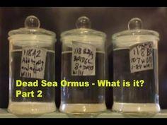 Black dress in dead sea ormus