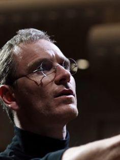"Michael Fassbender as Steve Jobs in  ""Steve Jobs"" (2015)"