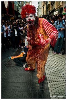 Damn Clowns!!