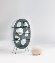Display cabinets: Display Unit Lotus by Tonelli