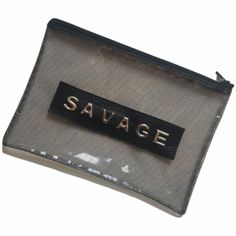 Women - Bags - Clutches & Evening - Say What? Clutch Bag - Savage, Bad Gal, Bitch, Sinner, Queen