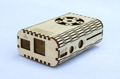 FlexPi Raspberry Pi Case by EngrainedProducts on Etsy, $14.99