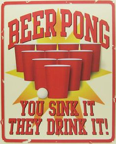 Tonight in Orange County - Come on down to The Derby Deli and Dueling Piano Bar. Each week, the Derby hosts a beer pong tournament, a beer-guzzling battle to the death.