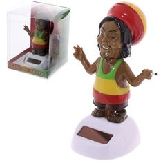 The Dancing Queen Solar Pal Novelty home and car dash decorative