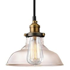 "Warehouse Of Tiffany 13 X 13 X 14"" Brass White Ceiling Light : Target"