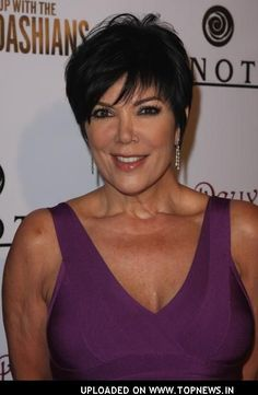 kris jenner haircut | Kris Jenner Hairstyle Ideas for Women ~ Hairstyles ID...