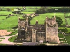 Tudors From Above ~ A National Geographic documentary about Tudor mansion houses.