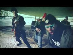 Notkea Rotta - Paluu betoniin. The boys with funny noses; Finnish hiphop at its very best!