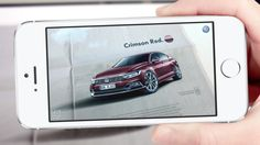 #AugmentedReality Volkswagen is the latest in a number of large automakers to add Augmented Reality and Interactive Print to its marketing strategy. A full twelve-page adverti...