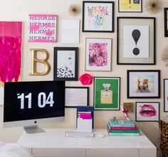 At Home Office Goals