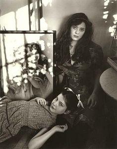 Untitled, At Twelve Series, (Crimson and Lithe, Plate 17), 1983-1985  Sally Mann