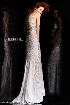 Sherri Hill 8514 Sherri Hill Alexandra's Boutique Fall River MA, Prom 2015