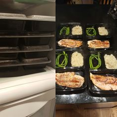 Food prep for days! I love how these are compartmentalized so I can separate my food from each other. They are simple to store and are microwavable so are perfect to take into the office. Food prep is a must for me so i'm not eating out and having reliable containers are even more important! These are great! I got mine discounted but would definitely pay for these as these are life savers! You can get yours here by clicking on the link…