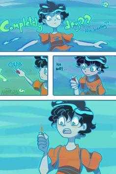 The Lightning Thief Percy. So cute!