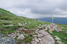 The views within 30 minutes of leaving the Ferry Gulch Campsite, Gros Morne Mountain