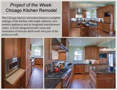 #ProjectOfTheWeek: Chicago Kitchen Remodel