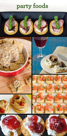 Let's Party! Entertaining tips, ideas and recipes.