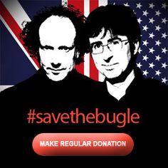 TheBuglePodcast.com/
