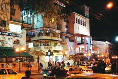 Zona Rosa ,,, favorite place to go out in Bogota, Colombia.