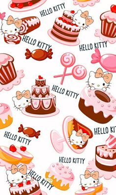 Hello Kitty <3 (^_^*) sweets